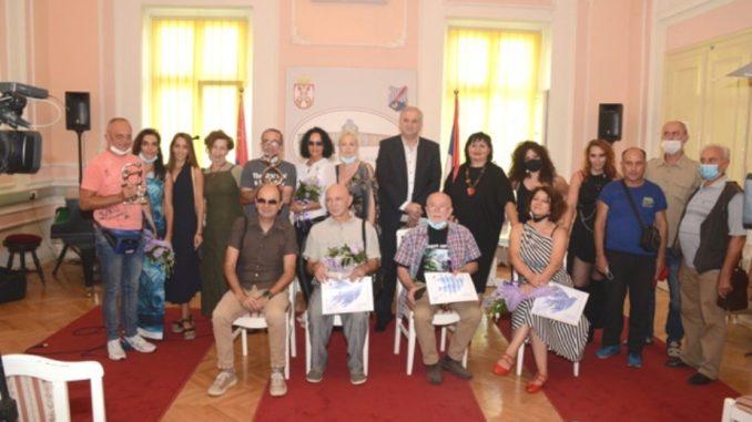 """Otvoreno 2. Međunarodno bijenale """"Golub i cveće Milana Besarabića"""" u Velikom Gradištu 2"""