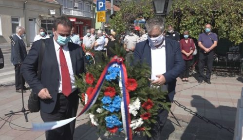 Povodom proboja Solunskog fronta položeni venci na Spomenik srpskom vojniku 10