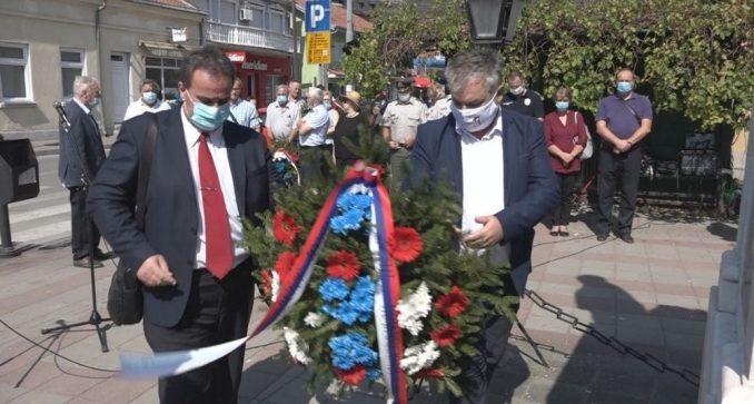 Povodom proboja Solunskog fronta položeni venci na Spomenik srpskom vojniku 4