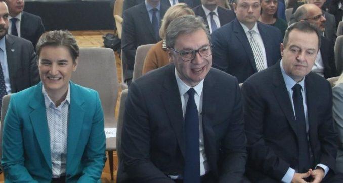 SPS deo vlade, Brnabić najverovatnije ostaje premijerka 4
