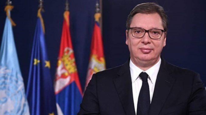 Vučić: Braneći suverenitet i teritorijalni integritet, Srbija brani temelje UN 3