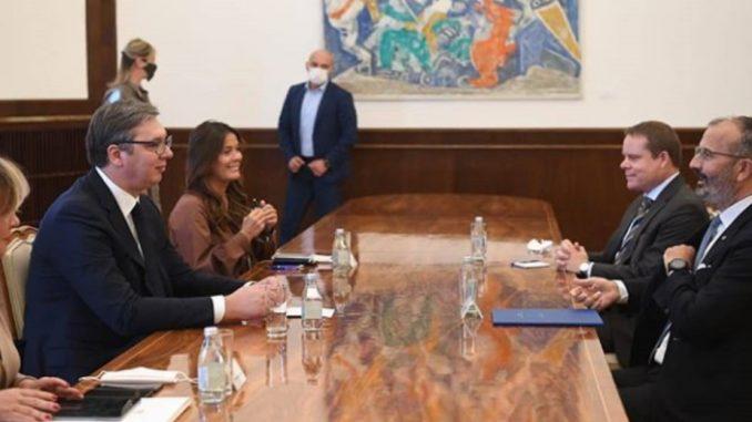 Vučić i Fabrici: Ključna uloga EU u posredovanju u dijalogu Beograda i Prištine 5