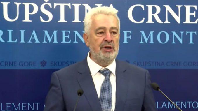 Terzić povukao kandidaturu za funkciju ministra unutrašnjih poslova 2