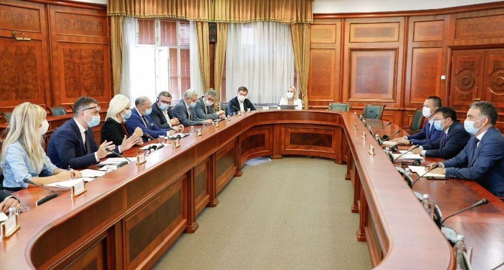 Mihajlović: Pregovaramo o izgradnji poslednje deonice obilaznice oko Beograda 2