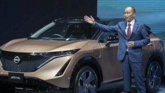 Zvezde kineskog Sajma automobila s elektro-pogonom (FOTO) 2