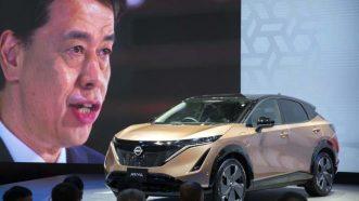Zvezde kineskog Sajma automobila s elektro-pogonom (FOTO) 4