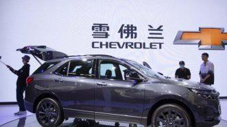 Zvezde kineskog Sajma automobila s elektro-pogonom (FOTO) 9