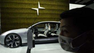 Zvezde kineskog Sajma automobila s elektro-pogonom (FOTO) 13