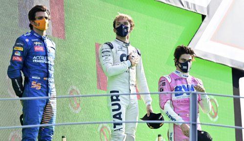 Gasli srećan zbog prve pobede u Formuli 1 12