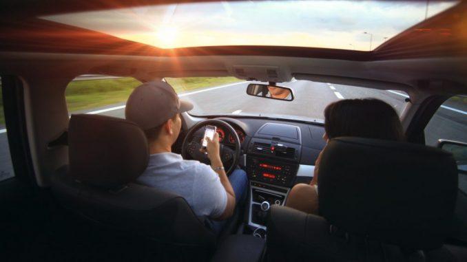Uticaj mobilnog telefona na nastanak saobraćajne nezgode 26
