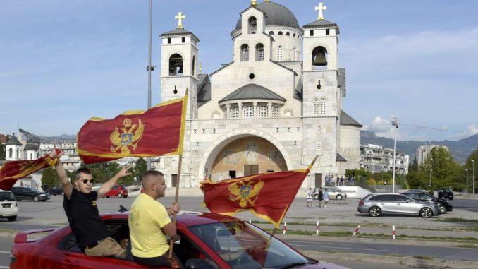 Održan 'patriotski skup' na Cetinju, Krivokapić kaže da nacionalističke strukture provociraju 1