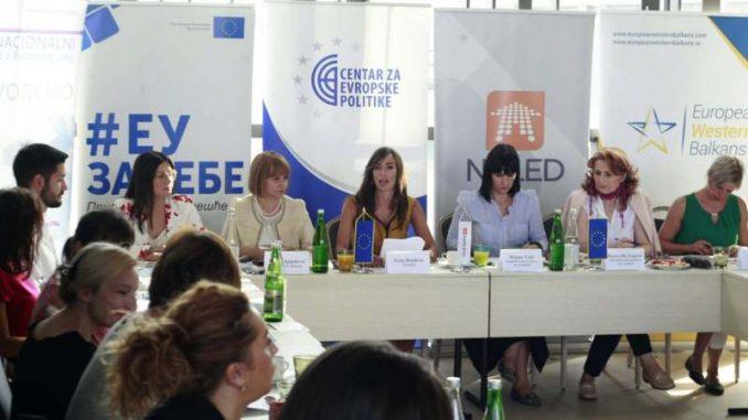 Ekonomska pitanja veći deo pregovora Srbije sa EU, ali se više govori o političkim 5