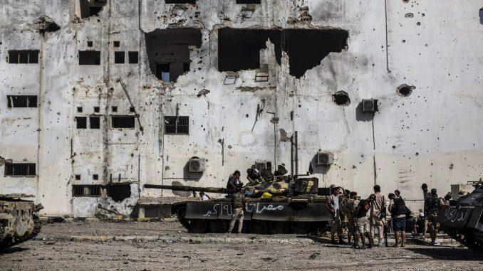 UN: Zaraćene strane u Libiji obnovile pregovore 1