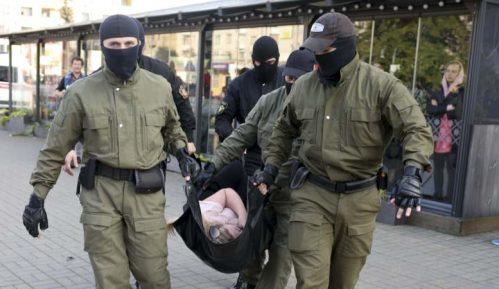 Desetine hiljada Belorusa na novom protestu u Minsku 4