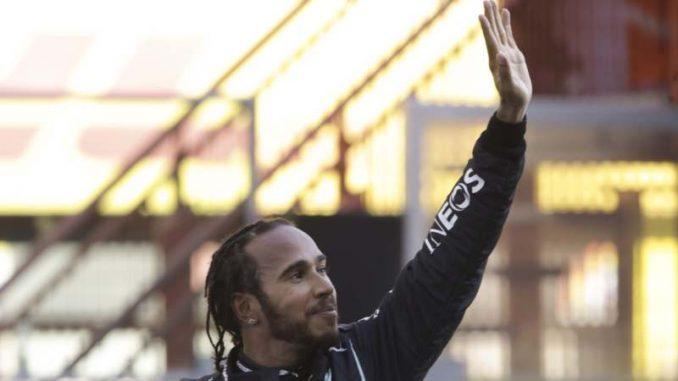Hamilton pobedio u haotičnoj trci za Veliku nagradu Toskane 4