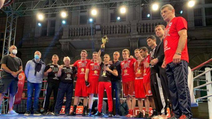 Krstaši novi šampioni Super lige Srbije 1
