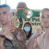 Održano zvanično merenje boksera za bokserski meč u Obrenovcu 12