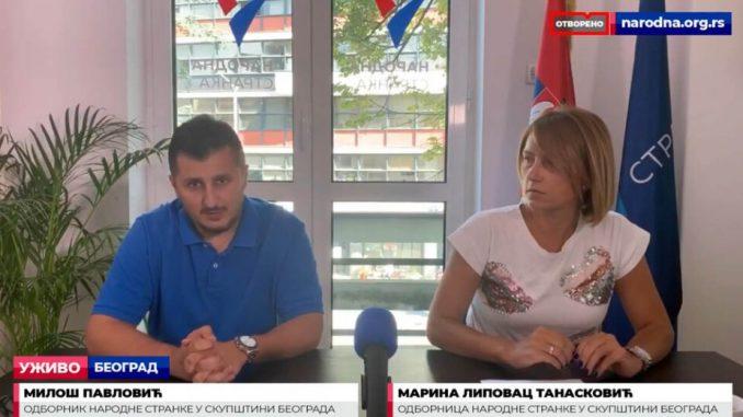 Odbornici Narodne stranke: Vlast ne čini apsolutno ništa na suzbijanju ambrozije 4