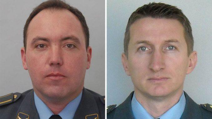 Ministarstvo odbrane: Poginuli piloti Dejan Krsnik i Zvonko Vasiljević 1