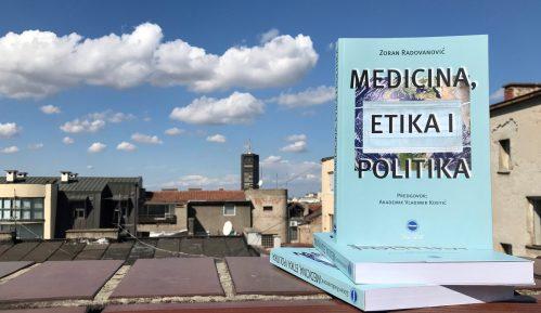 """Promocija knjige """"Medicina, etika i politika"""" 30. septembra u beogradskom CZKD-u 4"""
