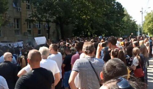 Beograd: Protest zbog vakcina (VIDEO) 5
