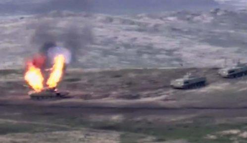 U sukobu Jermenije i Azerbejdžana poginulo 16 ljudi 15