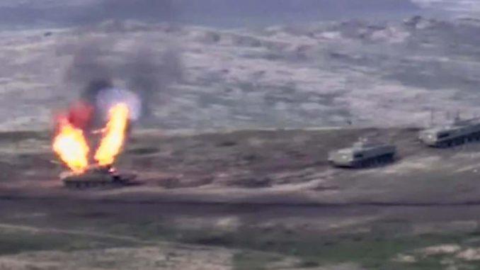 U sukobu Jermenije i Azerbejdžana poginulo 16 ljudi 2