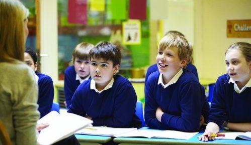U osnovnim školama Evropske unije 14 učenika po nastavniku 4