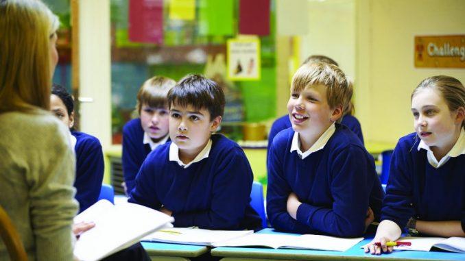 U osnovnim školama Evropske unije 14 učenika po nastavniku 3