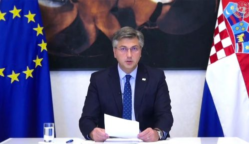 Plenković: Treba revidirati Dejtonski sporazum 1
