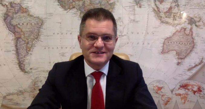 Jeremić: Srbija je Belorusija Balkana 1