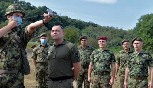Vulin: Vojska Srbije se neprekidno priprema, vežba i obučava 10