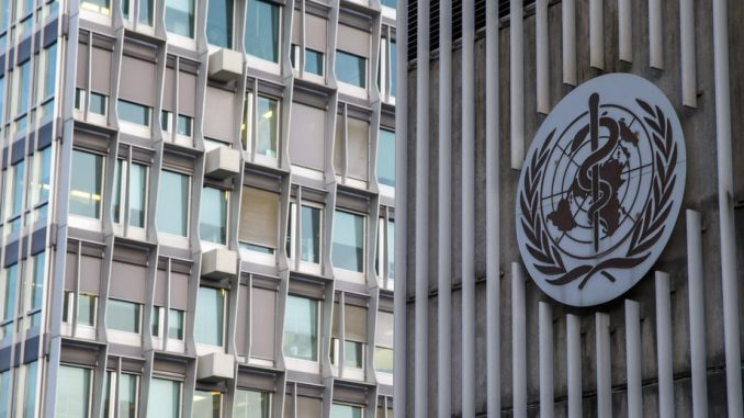 SZO upozorava vlade da ne iznose politički motivisane informacije o pandemiji 3