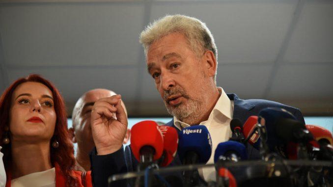 Krivokapić obećao novu vladu Crne Gore početkom novembra 2