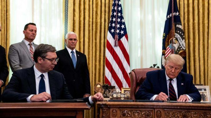 """Vučić """"preskočio"""" EU i vezao se za Ameriku 2"""