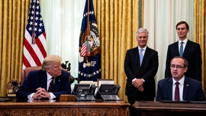 Hoti: Sporazum ne ruši suverenitet Kosova, a SAD garancija 1