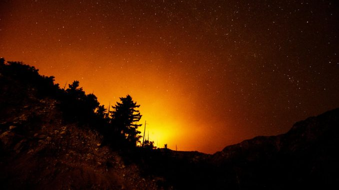 Požari, Kalifornija, SAD