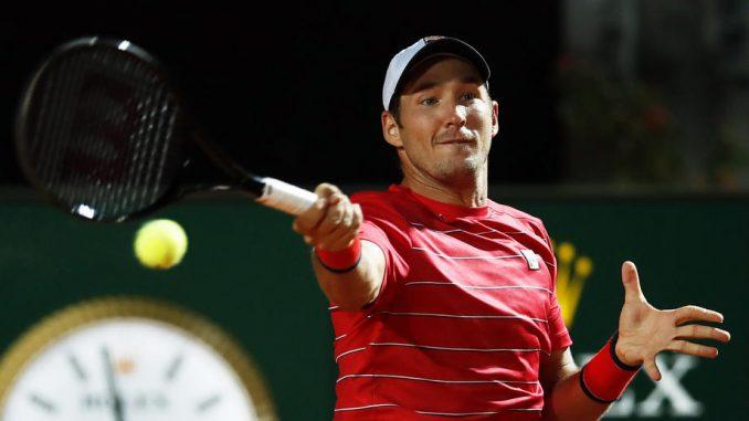 Lajović izgubio od Cicipasa u četvrtfinalu turnira u Hamburgu 1