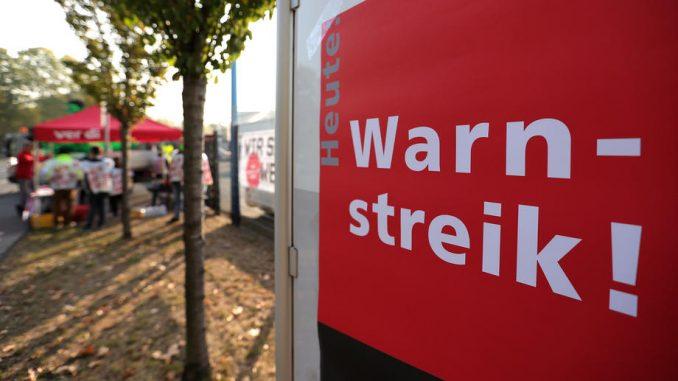 Pokrenuta kampanja kratkih štrajkova širom Nemačke 3