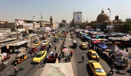 Pet mrtvih u raketnom napadu na Bagdad, SAD prete zatvaranjem ambasade 12