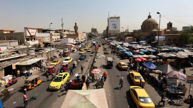 Pet mrtvih u raketnom napadu na Bagdad, SAD prete zatvaranjem ambasade 3