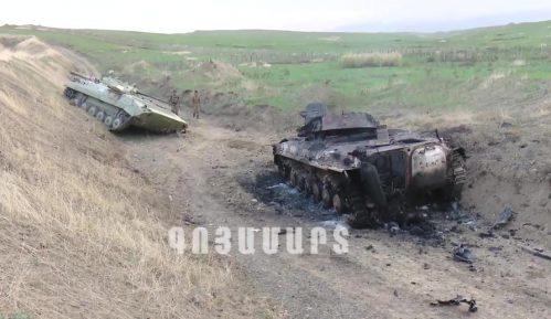 Jermenija optužila Azerbejdžan za kršenje primirja 4