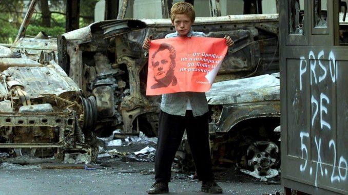 Uklanjanje Miloševića podržao i Vladimir Putin 5