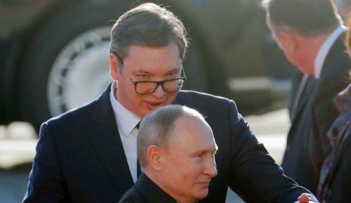 Putin ne dolazi u oktobru u Beograd 8