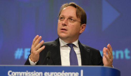 Varheji: Vlada Srbije ima moć da sprovede reforme, to je uslov za nova poglavlja 10