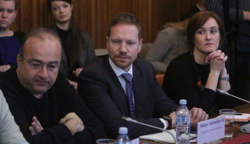 Antonijević: Svima je mesto za stolom o izbornim uslovima 4