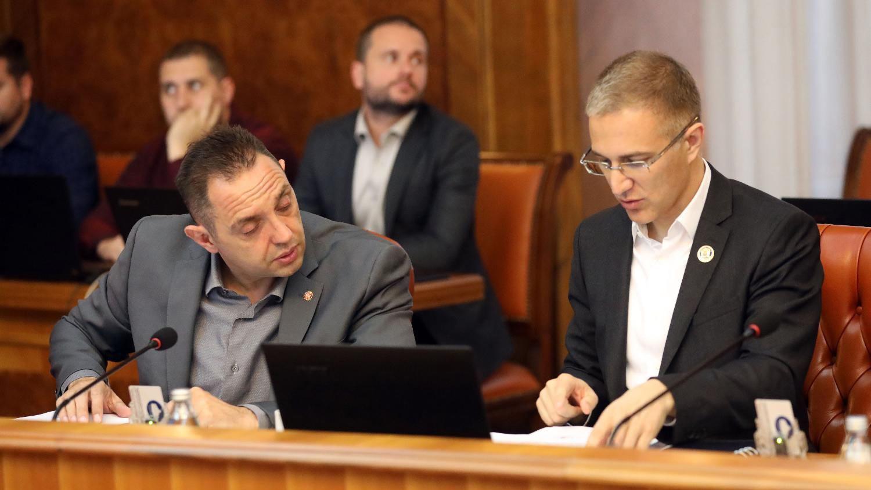 Vojni sindikat: Stefanović potvrdio da je Vulin loše radio 1