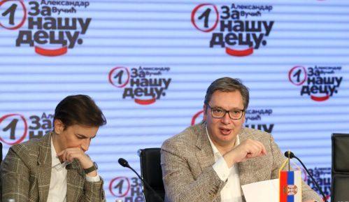 REM: Na televizijama tokom kampanje Vučić 170, a SNS 68 sati 12