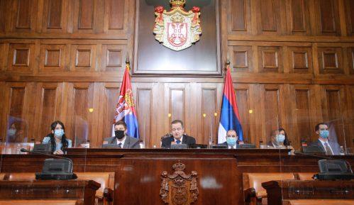 Čeka se sporazum evroposlanika sa Dačićem 2