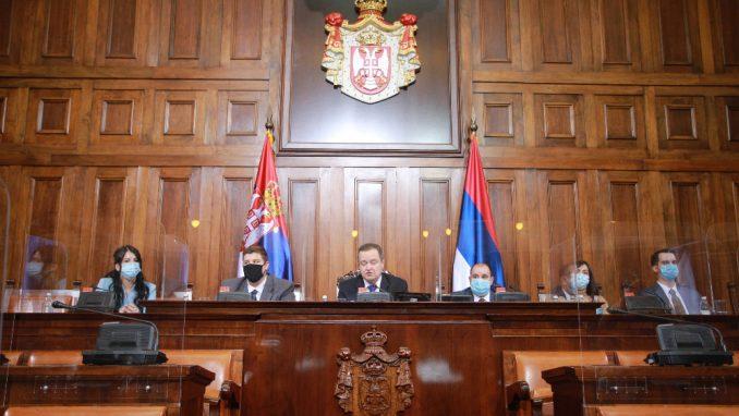 Čeka se sporazum evroposlanika sa Dačićem 1